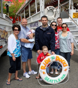 Seattle Duck Tour