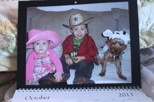 Halloween - cowboys!
