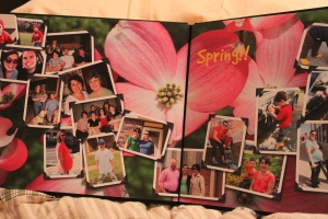 The SPRING page ...