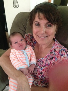 Aunt Debbie and Remington Kimber Wells