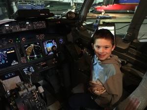 Pilot Cole